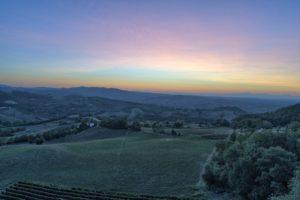 Tramonto Val Luretta