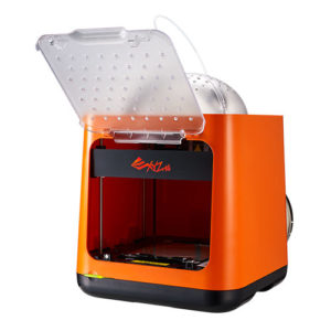 XYZ da Vinci nano aperta